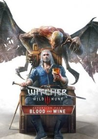 The Witcher 3: Wild Hunt - Blood and Wine – фото обложки игры