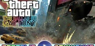 Grand Theft Auto IV: The Ballad of Gay Tony. Видео #1