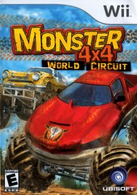Обложка Monster 4x4: World Circuit