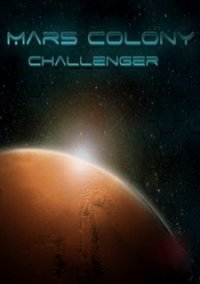 Обложка Mars Colony:Challenger