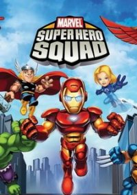 Обложка Marvel Super Hero Squad Online