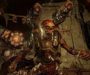 id Software показала геймплей альфа-тестирования Doom
