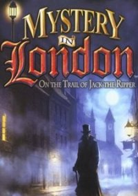 Mystery In London: On The Trail Of Jack The Ripper – фото обложки игры