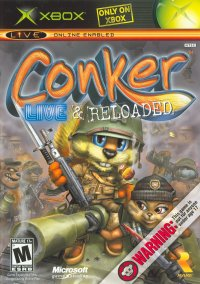 Обложка Conker: Live & Reloaded