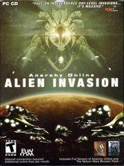 Обложка Anarchy Online: Alien Invasion