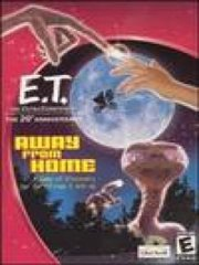 Обложка E.T. Away From Home