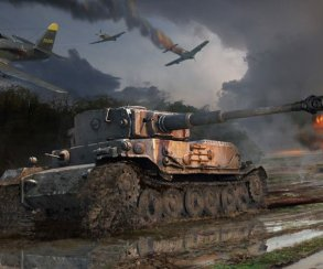 Владельцам ящиков на Mail.Ru раздают редкие танки для War Thunder