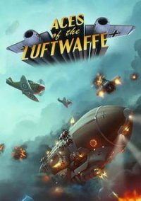 Обложка Aces of the Luftwaffe