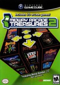 Обложка Midway Arcade Treasures 2