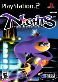 Обложка Nights into Dreams...