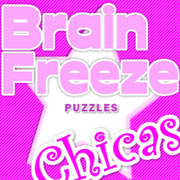 Обложка Chicas BrainFreeze Puzzles