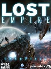Обложка Lost Empire: Immortals