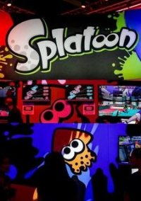 Обложка Splatoon