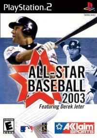 Обложка All-Star Baseball 2003