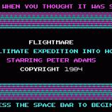 Скриншот Flightmare