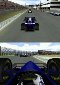 Обложка Johnny Herbert's Grand Prix Championship 1998