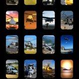 Скриншот SlidePuzzle Military Choppers