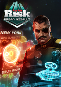 Обложка Risk: Urban Assault