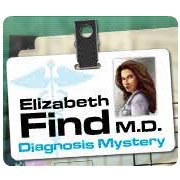 Обложка Elizabeth Find MD: Diagnosis Mystery
