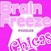 Chicas BrainFreeze Puzzles