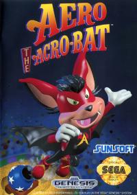 Обложка Aero the Acro-Bat