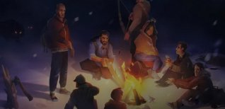 The Wild Eight. Геймплейный трейлер