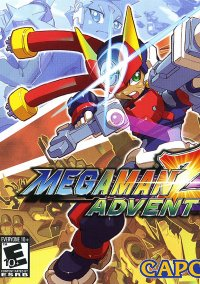 Обложка Mega Man ZX Advent