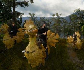 Square Enix поделилась новыми подробностями Final Fantasy 15