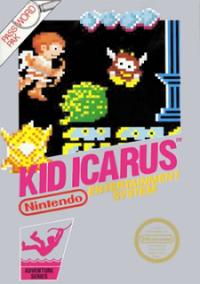 Обложка Kid Icarus