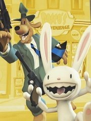 Обложка Sam & Max: Episode 203 - Night of the Raving Dead