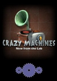 Обложка Crazy Machines: New from the Lab