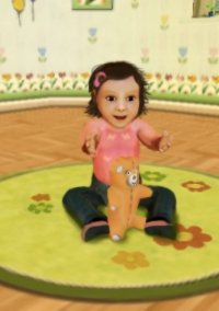 Обложка My Little Baby
