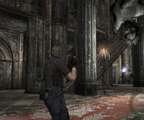 Авторы мода Resident Evil 4 HDProject переделали замок Салазара