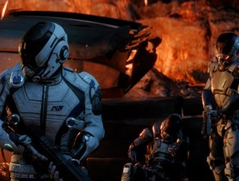 Mass Effect: Andromeda на PS4 Pro не смогла в 4K-разрешение