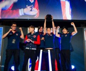 «Сборная СНГ» стала чемпионом крутого турнира поCS:GOвСША