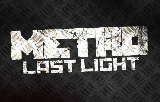 Metro: Last Light E3 Gameplay Demo - Part 2