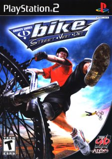 Gravity Games Bike: Street Vert Dirt