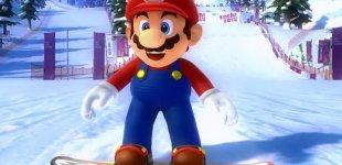 Mario & Sonic at the Sochi 2014 Olympic Winter Games. Видео #2