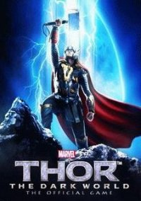 Обложка Thor: The Dark World