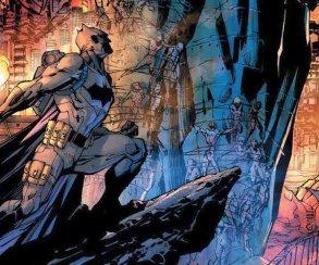 Летом выйдет прелюдия к главному событию последних лет в жизни Бэтмена