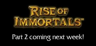Rise of Immortals. Видео #9