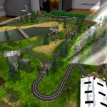Скриншот Rail Runner 3D – Изображение 3