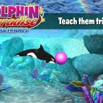 Скриншот Dolphin Paradise: Wild Friends – Изображение 1