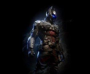 Злодей Arkham Knight попал на кадры финальной части Batman: Arkham