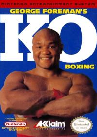 Обложка George Foreman's KO Boxing