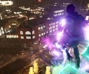 Sucker Punch засняла яркие вспышки в новых скриншотах Infamous для PS4