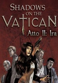 Обложка Shadows on the Vatican. Act 2: Wrath