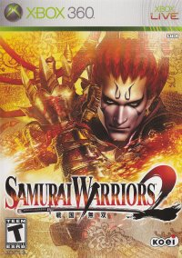 Обложка Samurai Warriors 2