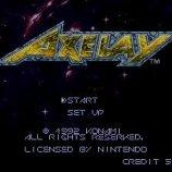 Скриншот Axelay