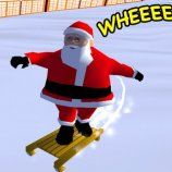 Скриншот Downhill Santa